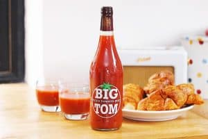 Big Tom breakfast