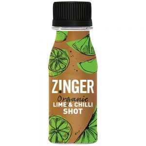 Zinger - Organic Lime & Chilli shot
